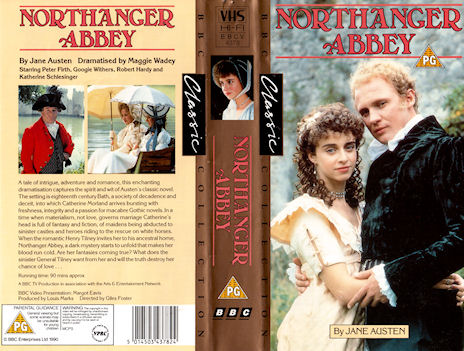 Northanger Abbey photographs